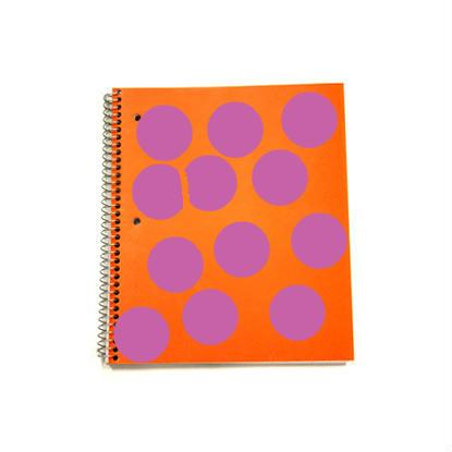 When you finish your notebook its time to get a new one right? Well now this a notbook that dosen't run out of paper plus, every time you finish the paper i has a new design on the front