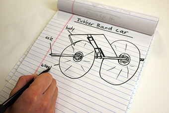 Build rubber band car design squad global pbs kids malvernweather Image collections